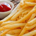 fritto misto patate